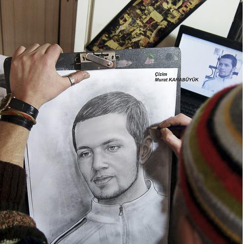 Karakalem Portre Çizimleri - Sanatsal Hediyeler İstanbul kadıköy bağdat caddesi üsküdar çizim 240