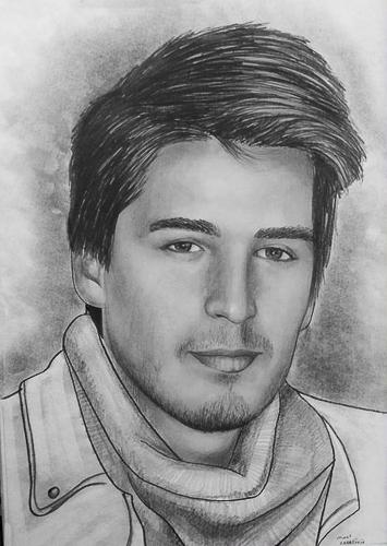 Karakalem Portre Çizimleri - Sanatsal Hediyeler İstanbul kadıköy bağdat caddesi üsküdar çizim 238