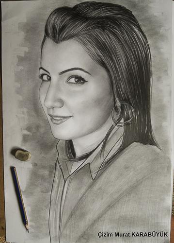 Karakalem Portre Çizimleri - Sanatsal Hediyeler İstanbul kadıköy bağdat caddesi üsküdar çizim 232