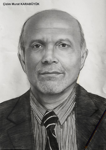 Karakalem Portre Çizimleri - Sanatsal Hediyeler İstanbul kadıköy bağdat caddesi üsküdar çizim 228