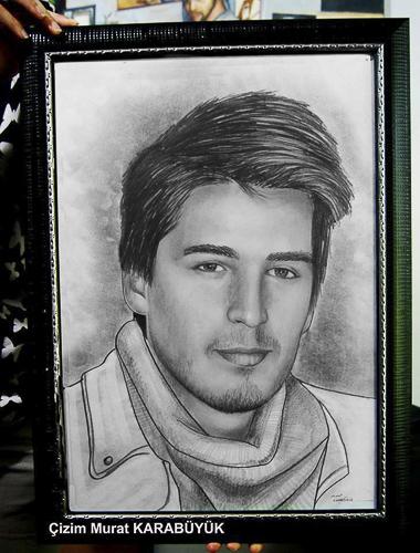 Karakalem Portre Çizimleri - Sanatsal Hediyeler İstanbul kadıköy bağdat caddesi üsküdar çizim 201