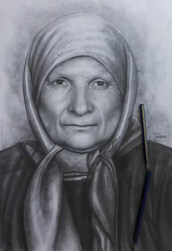 Karakalem Portre Çizimleri - Sanatsal Hediyeler İstanbul kadıköy bağdat caddesi üsküdar çizim 192