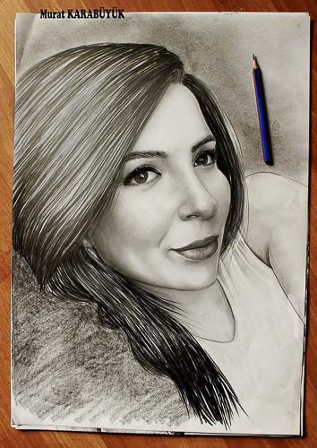 Karakalem Portre Çizimleri - Sanatsal Hediyeler İstanbul kadıköy bağdat caddesi üsküdar çizim 189