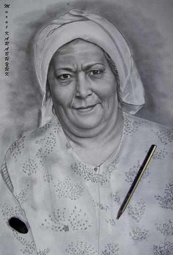 Karakalem Portre Çizimleri - Sanatsal Hediyeler İstanbul kadıköy bağdat caddesi üsküdar çizim 178