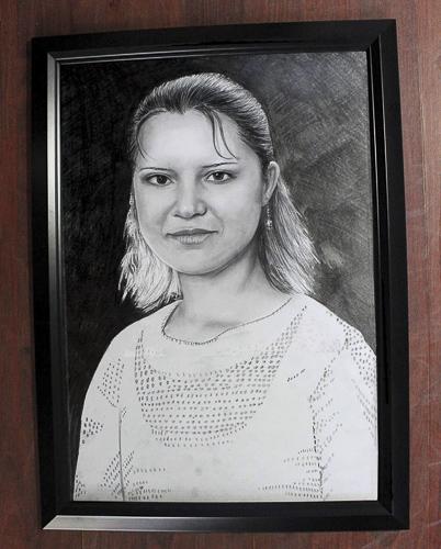 Karakalem Portre Çizimleri - Sanatsal Hediyeler İstanbul kadıköy bağdat caddesi üsküdar çizim 176