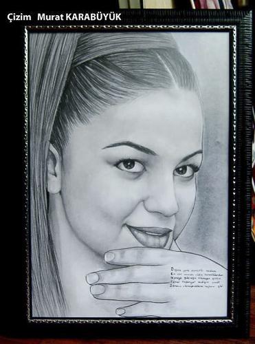 Karakalem Portre Çizimleri - Sanatsal Hediyeler İstanbul kadıköy bağdat caddesi üsküdar çizim 146