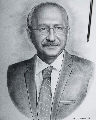 Karakalem Portre Çizimleri - Sanatsal Hediyeler İstanbul kadıköy bağdat caddesi üsküdar çizim 133