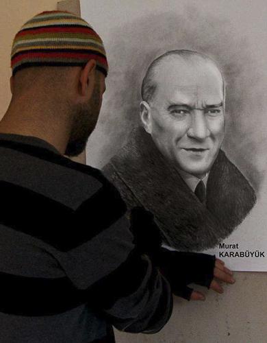 Karakalem Portre Çizimleri - Sanatsal Hediyeler İstanbul kadıköy bağdat caddesi üsküdar çizim 131