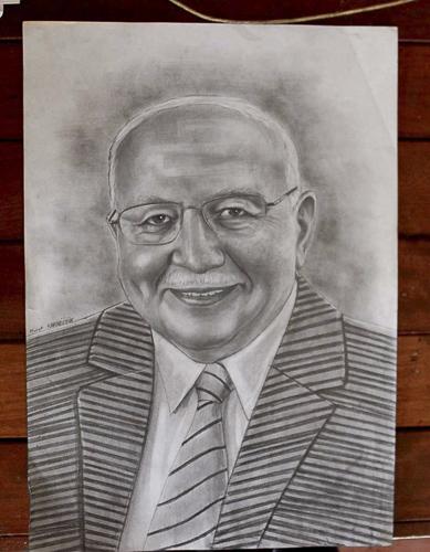 Karakalem Portre Çizimleri - Sanatsal Hediyeler İstanbul kadıköy bağdat caddesi üsküdar çizim 127