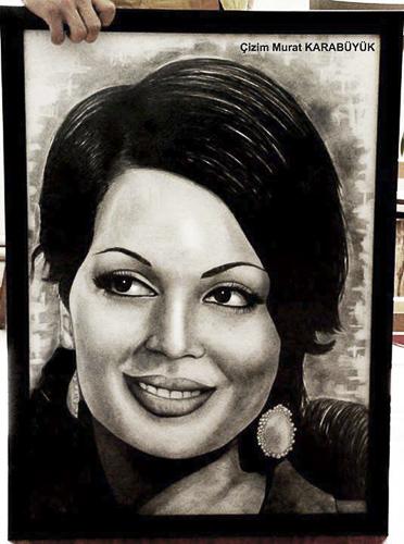 Karakalem Portre Çizimleri - Sanatsal Hediyeler İstanbul kadıköy bağdat caddesi üsküdar çizim 123