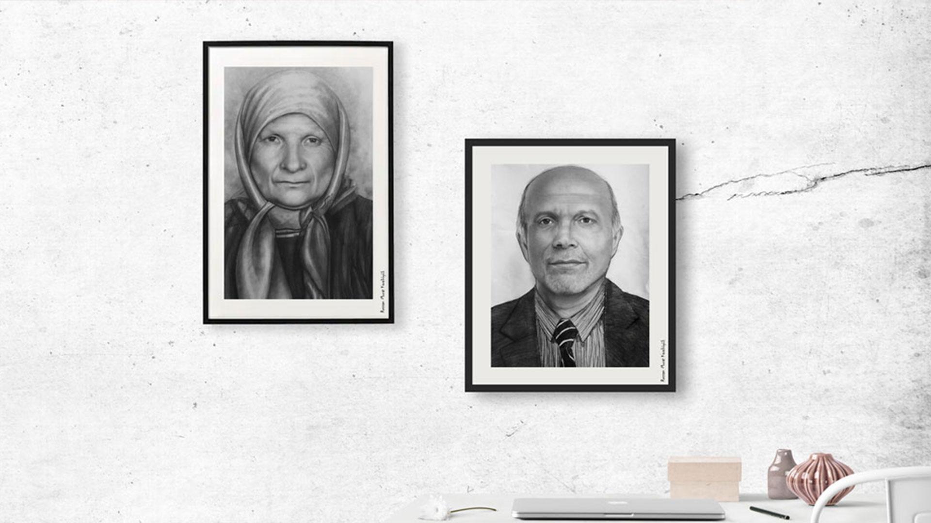 Karakalem Portre Hediye İçin Ne Kadar Uygun