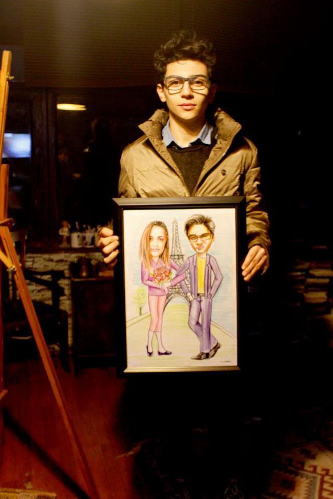 Karikatür Portre Çizim Yapan Yerler ve FiyatlarıKarakalem Portre Çizimleri - Sanatsal Hediyeler İstanbul kadıköy bağdat caddesi üsküdar 1