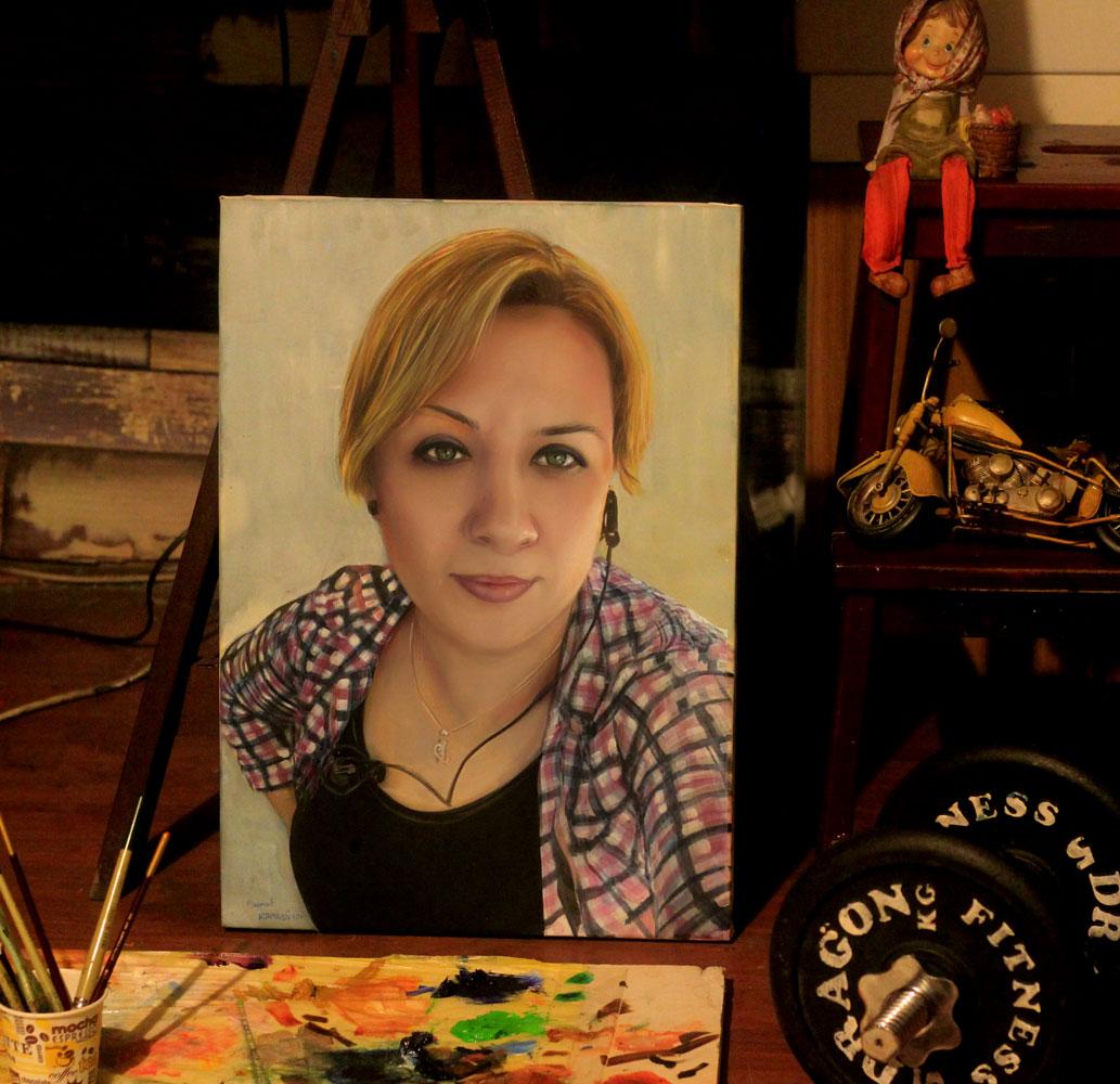 İstanbul Yağlıboya Portre Sipariş Fiyatları Karakalem Çizimleri Sanatsal Hediyeler İstanbul kadıköy bağdat caddesi üsküdar 15