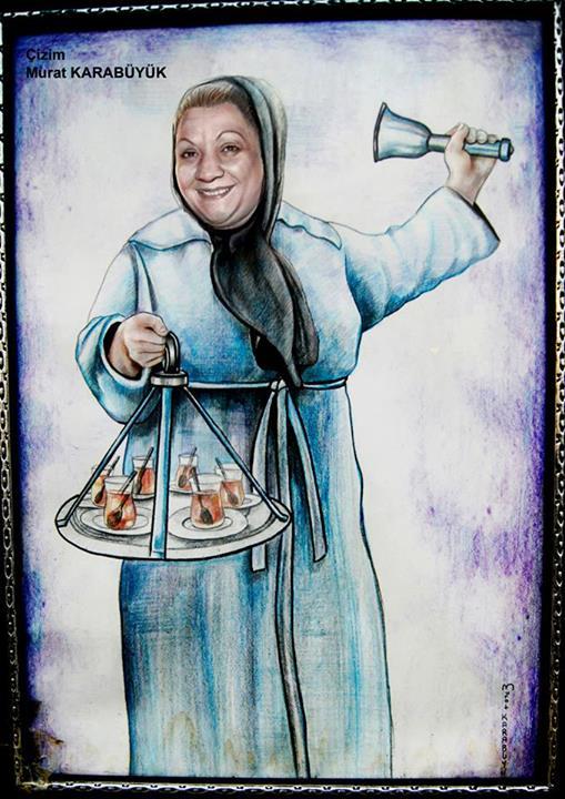 pastel Portre Çizimleri - İstanbul kadıköy bağdat caddesi üsküdar çizim karkalem 17