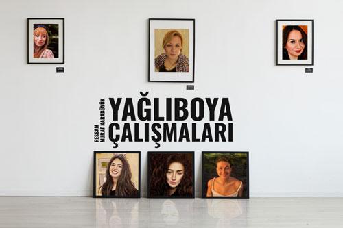 İstanbul Yağlıboya Portre